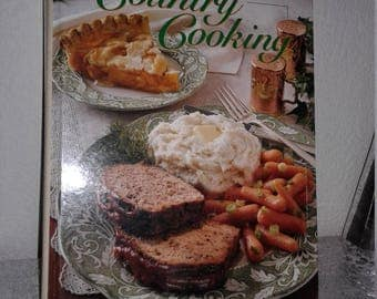 Vintage Cook Book - The Complete Guide to Country Cooking
