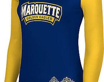 ProSphere Women's Marquette University Foxy Long Sleeve Tee (MU)