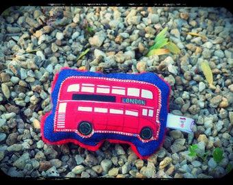 """Pouet pouet """"le tour de Londres en bus !!"""""""