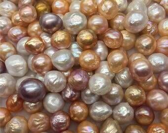 Edison Pearl, baroque Pearl, jewelry DIY