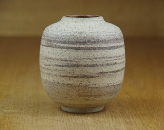 Small Ceramic Vase, Pottery Vase