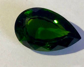 Rare Chrome Tourmaline over 5 carats with lab report