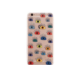 BiggDesignMy Eyes are on You iPhone Cover