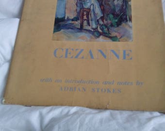 Cezanne- The Faber Gallery series.