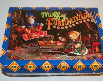 Muffy Vanderbear ~ Fortunetelling Collectable Set