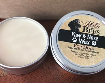 Paw and Nose wax for dogs