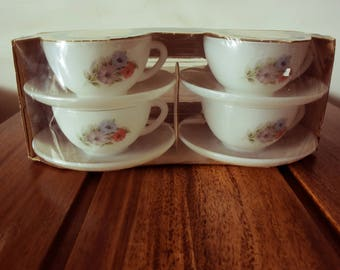 service ARCOPAL- coffee / tea service - Made in france