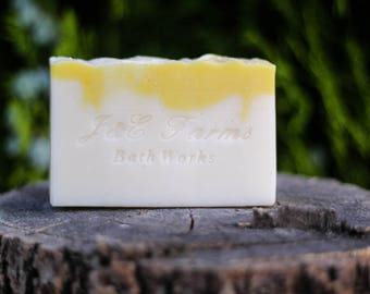 White Tea Ginger Body Soap