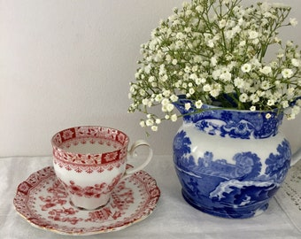 """Bavaria """"theresia"""" espresso cup and saucer."""