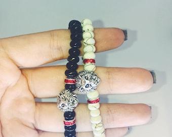 "Dont Test Me"" Bracelet (Small)"