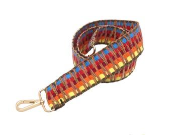 Bag belt coloured shoulder strap shoulder strap strap band for all women's bags