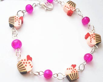Cake bracelets