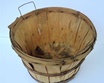 Apple Basket Bushel Basket