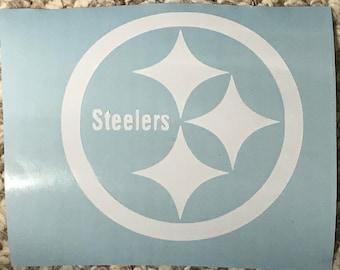 Steelers Window Cling