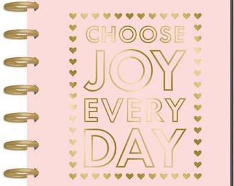 MAMBI cerate 365 - Classic modern romance vertical Happy planner