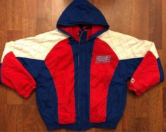 Vintage Starter New York Giants Jacket Size Large