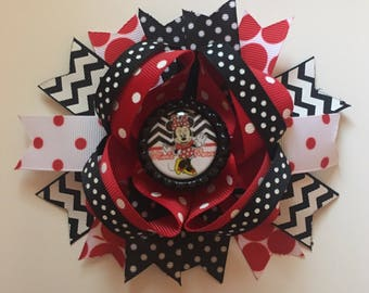 Minnie Mouse 5inch Bow