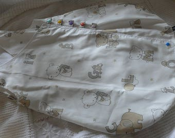 Sleeping bag, kimono style baby birth - 3 months