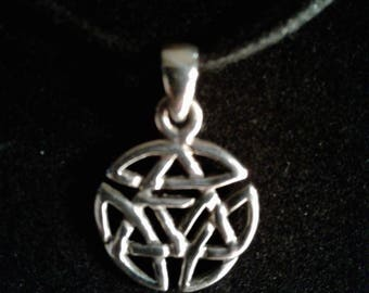 Sterling Silver Celtic Charm (23)