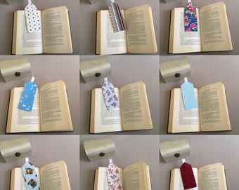 Bookmarks, Books, Reading, Present