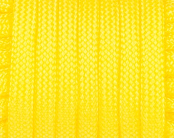 30 metres of yellow Paracord