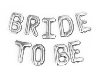 Bride To Be Party Balloons