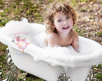 REAL Mini Baby Bathtub - Genuine Mini Bathtub - Photography Props Australia