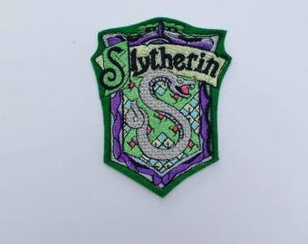 Slytherin patch, Harry Potter Patch