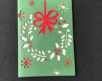 Hand Crafted Christmas Cards