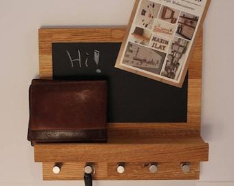 Key board/Key board: Oak Magnetic Board