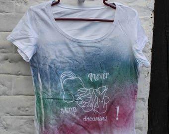 Summer T-shirt, Traumhorn, M
