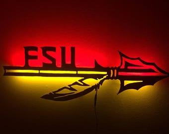 FSU LED Sign