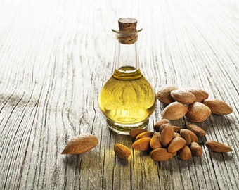 Sweet Almond Oil Cold Pressed SHIPS For 1 PENNY