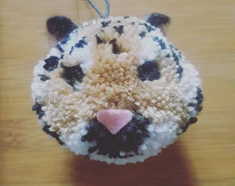 Animal Pompon / Fruit