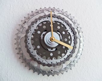 Upcycling Clock Portland
