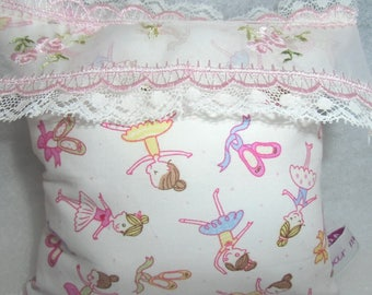 pad for a fan of dance, can be used as blanket or good luck