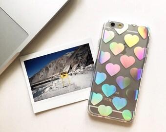 Heart Hologram Case