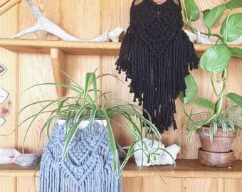 Gray Daze Plant Wrap