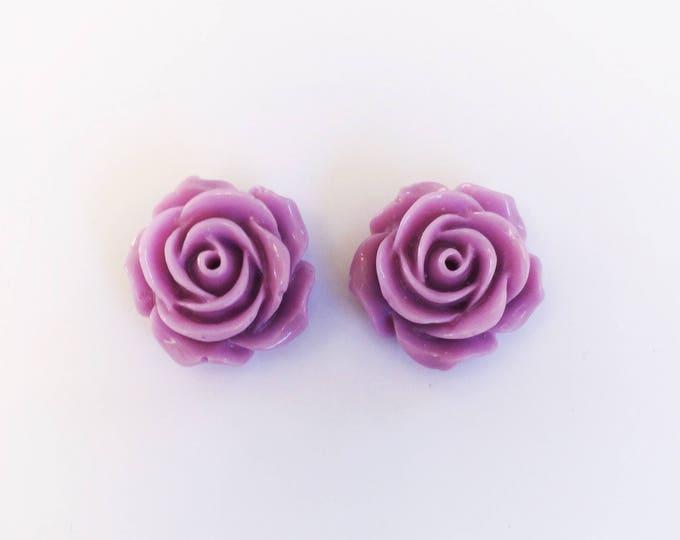 The 'Marissa' Flower Earring Studs