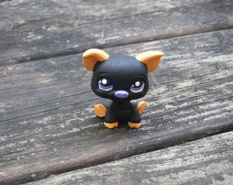 Littlest Pet Shop Custom OOAK LPS Pig Halloween