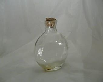 Antique pocket flask