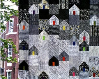 Third Street Neighborhood Quilt Pattern