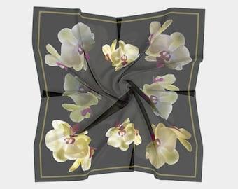 Beulah Orchids Big Scarf