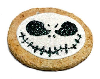 Ornament Cookie Jack Skull