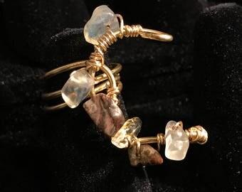 Healing Stones Ring