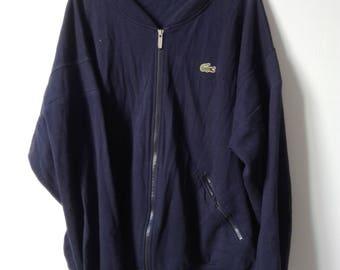 Old rare vintage Lacoste jacket