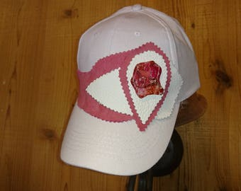 White ball cap 20% off! Apply code SUMMERSALE2017