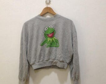50% discount Disney Muppet  Frog sweatshirt