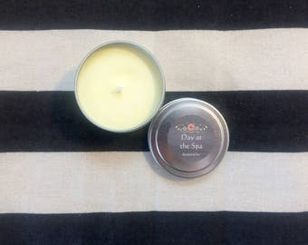 4 oz Soy Candle (Various Fragrances)