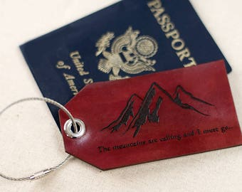 customizable luggage tags